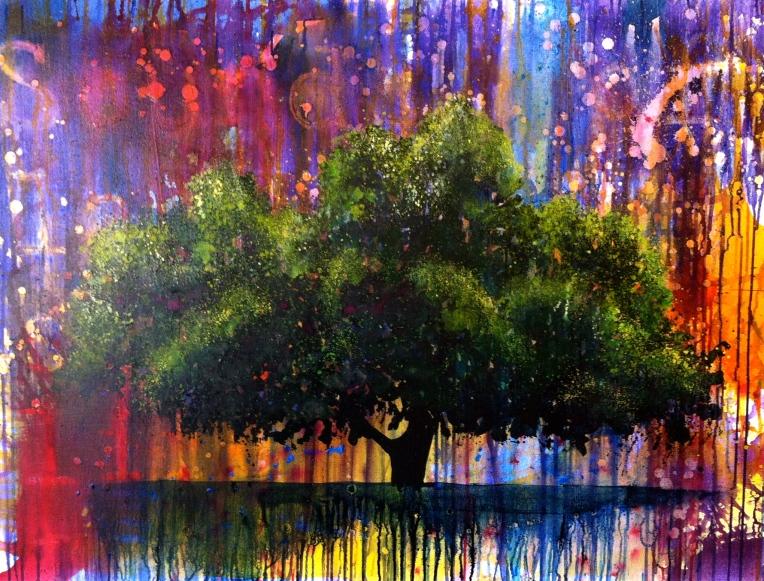 Groovy Tree